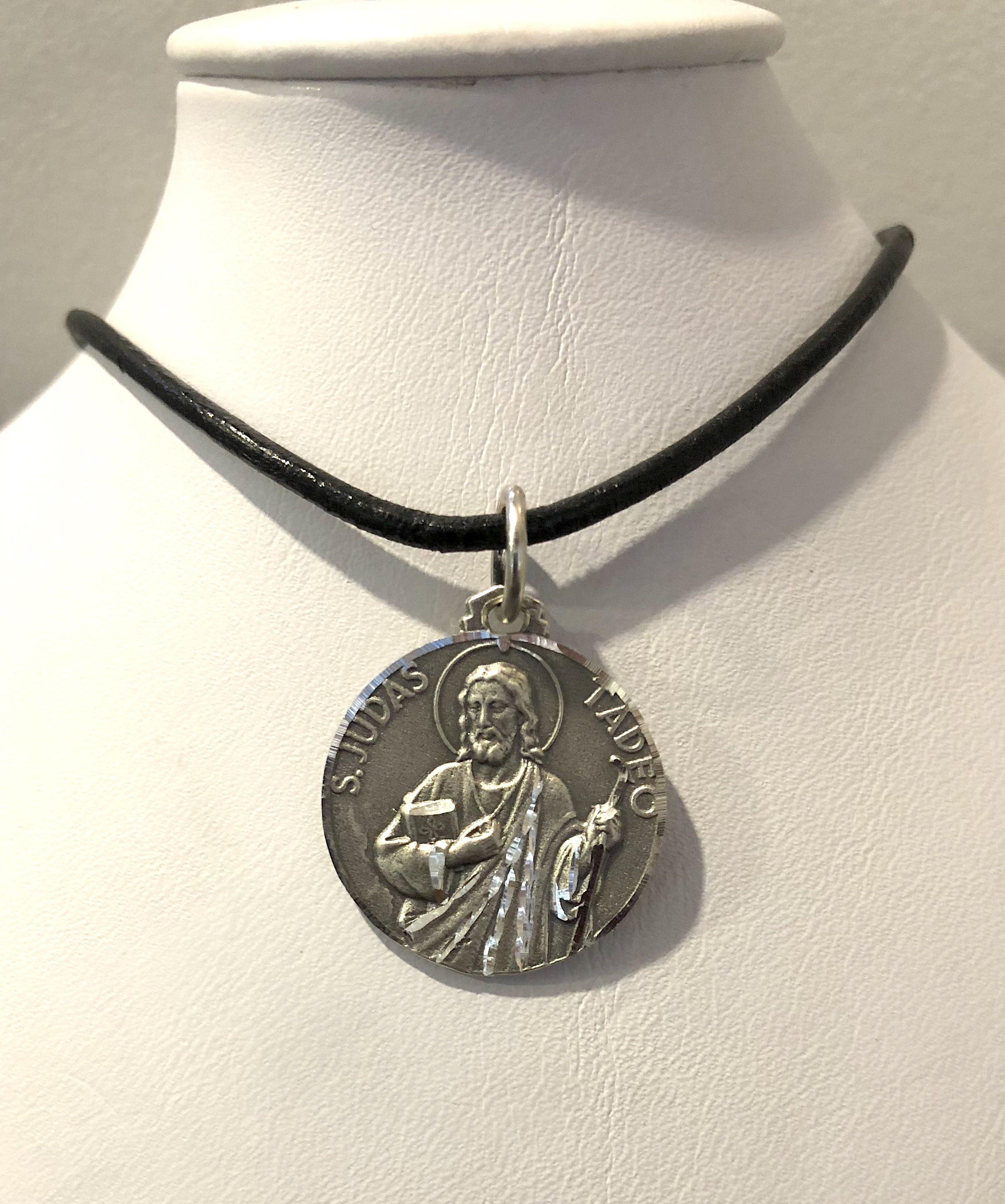 Colgante San Judas Tadeo Joyeria Dl Venta Online De Joyas Y Complementos